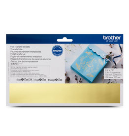 Brother Brother foil transfer sheets gold
