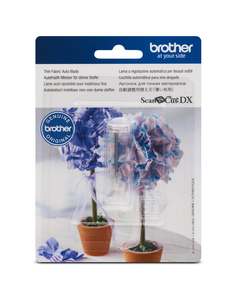 Brother Brother thin fabric auto blade
