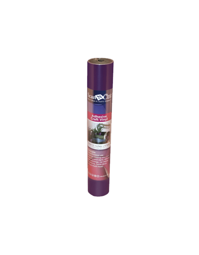 Brother  Purple adhesive vinyl  6 feet Scanncut