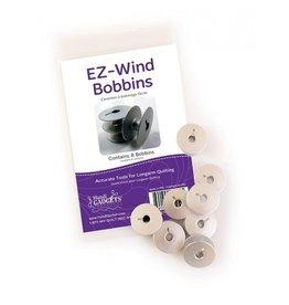 Handi Quilter EZ-Wind slotted bobbins - 8pk