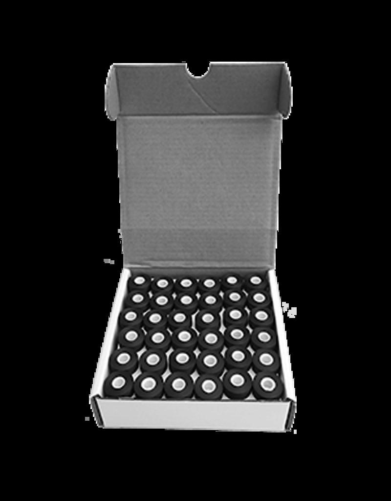 Canette fils noir HFK 124 vgr