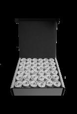 Canettes de fils blanc 134 Vg boite de 144 unités
