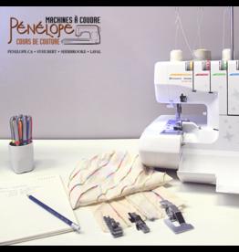 Pénélope Serger workshop (Baby 97/Hus 200/Bernette/White 2000)