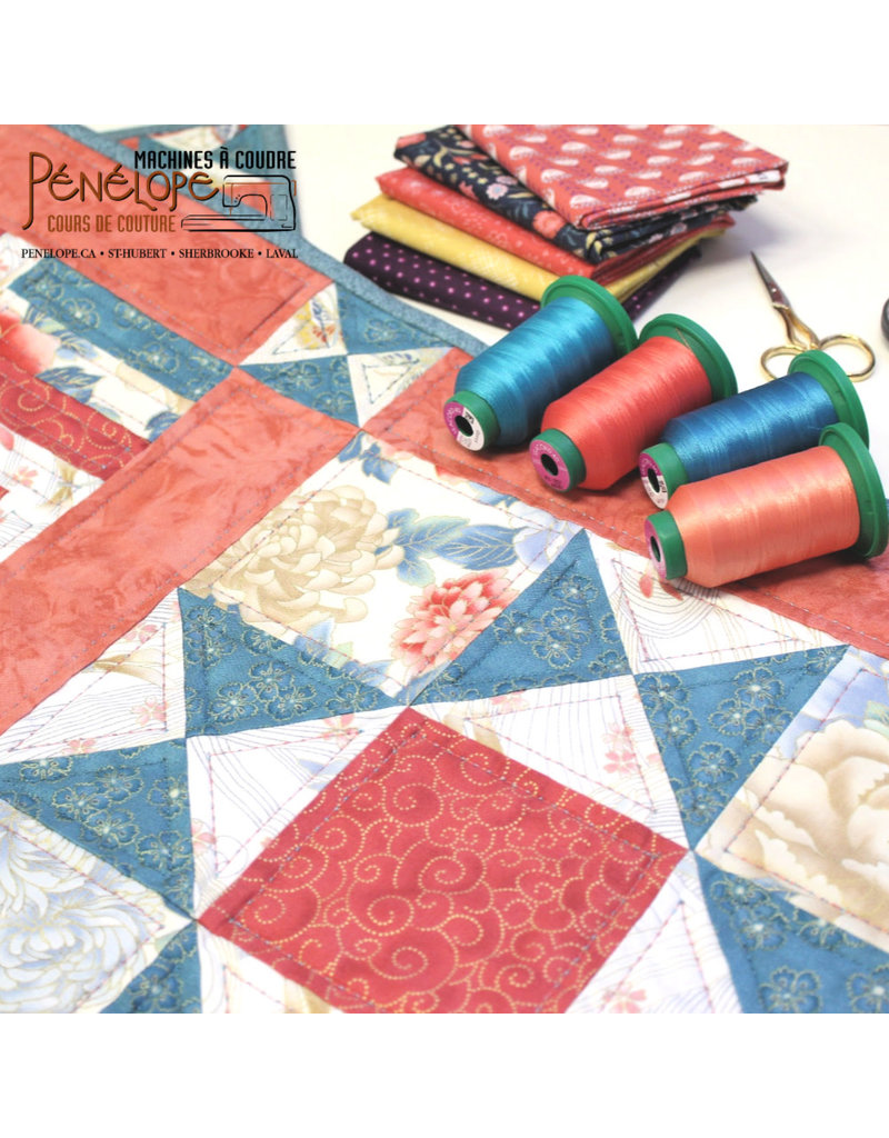 Basic quilt making