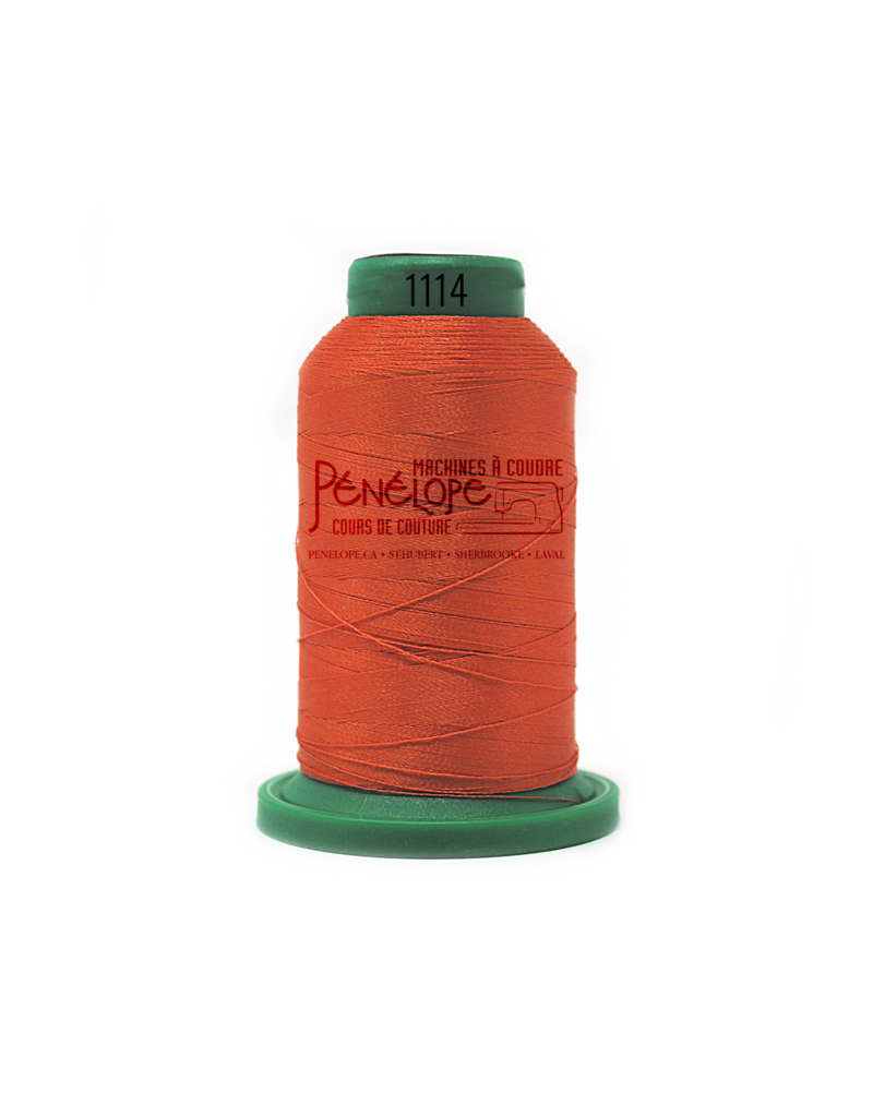 Isacord Isacord thread 1114 for embroidery and sewing