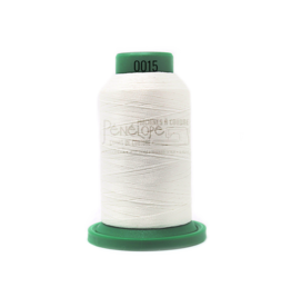Isacord Isacord thread 0015 for embroidery and sewing