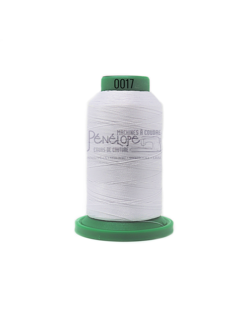 Isacord Isacord thread 0017 for embroidery and sewing