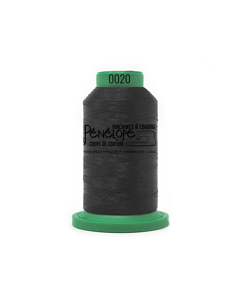 Isacord Isacord thread 0020 for embroidery and sewing