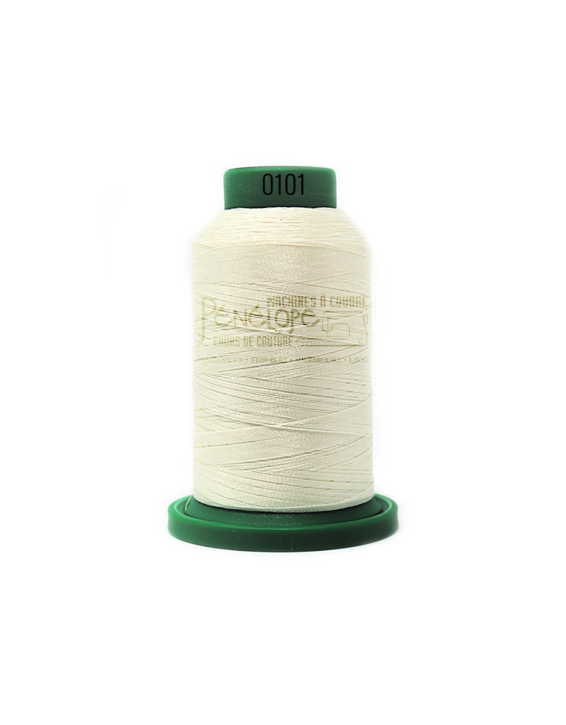 Isacord Isacord sewing and embroidery thread 0101