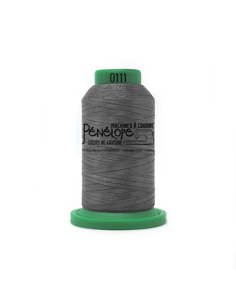 Isacord Fils Isacord couture et broderie couleur 0111