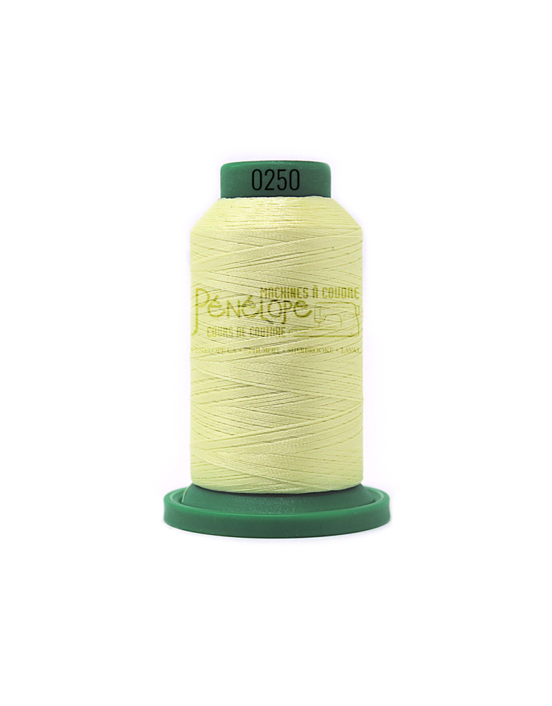 Isacord Isacord thread 0250 for embroidery and sewing