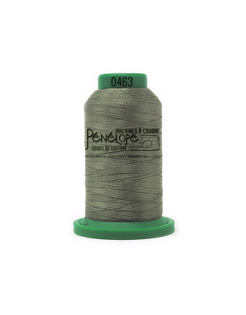 Isacord Fil Isacord 0463 pour couture et broderie
