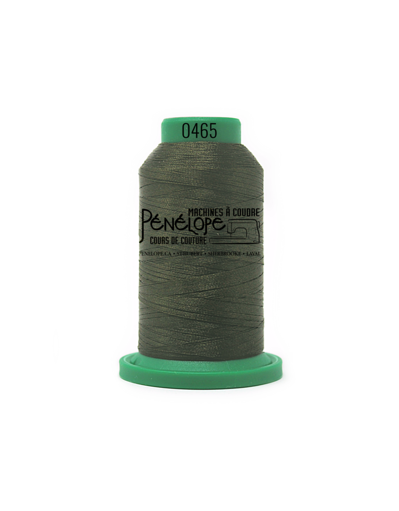 Isacord Isacord thread 0465 for embroidery and sewing