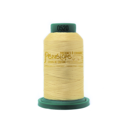 Isacord Fil Isacord 0520 pour couture et broderie
