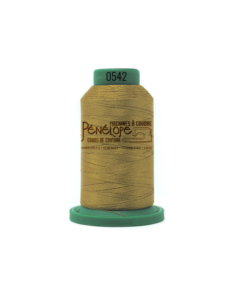 Isacord Isacord thread 0542 for embroidery and sewing