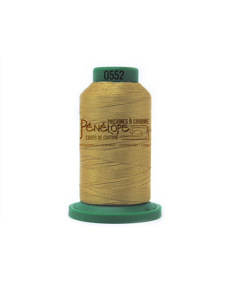 Isacord Isacord thread 0552 for embroidery and sewing