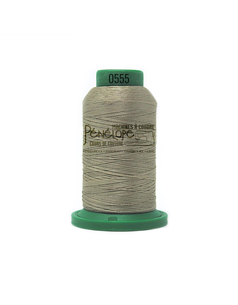 Isacord Fils Isacord couture et broderie couleur 0555
