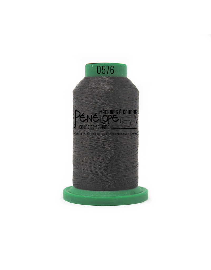 Isacord Fils Isacord couture et broderie couleur 0576