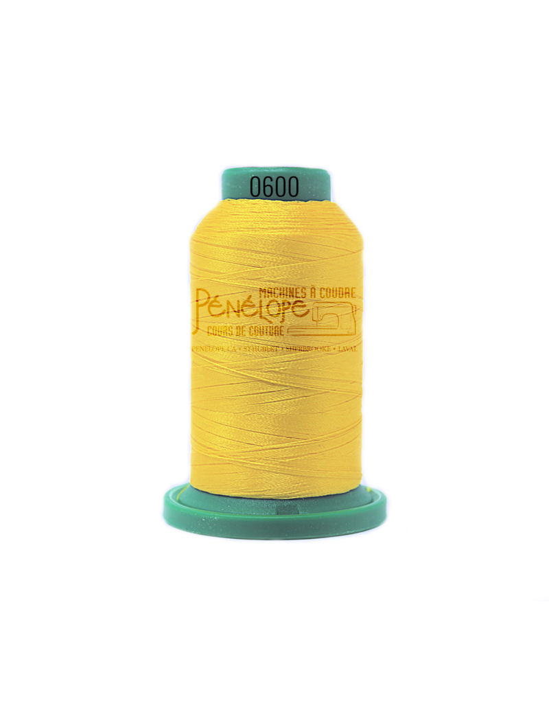 Isacord Isacord sewing and embroidery thread 0600