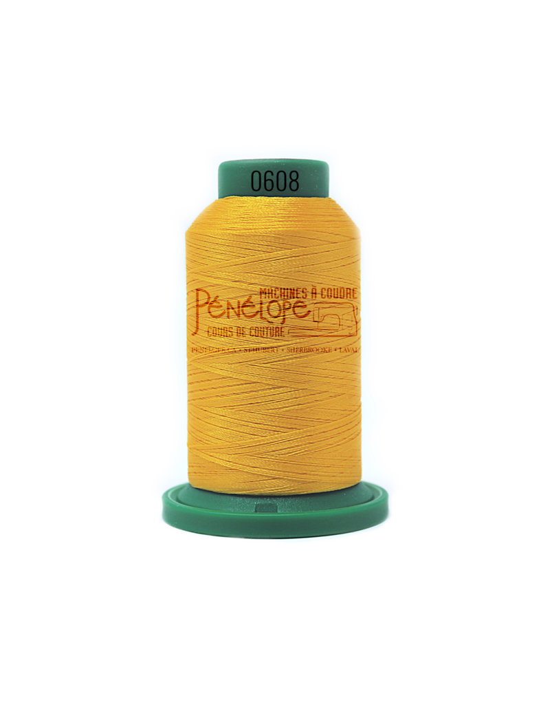 Isacord Isacord thread 0608 for embroidery and sewing