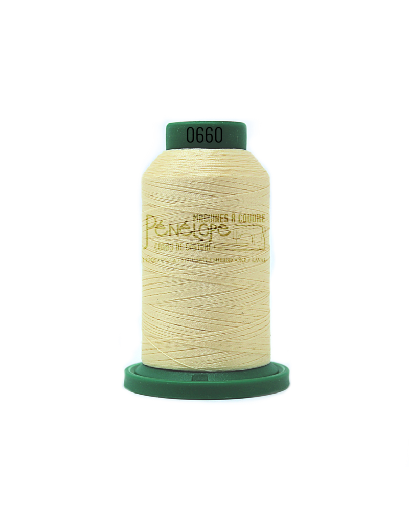 Isacord Isacord thread 0660 for embroidery and sewing