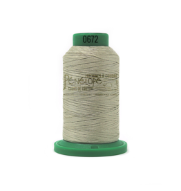Isacord Fils Isacord couture et broderie couleur 0672
