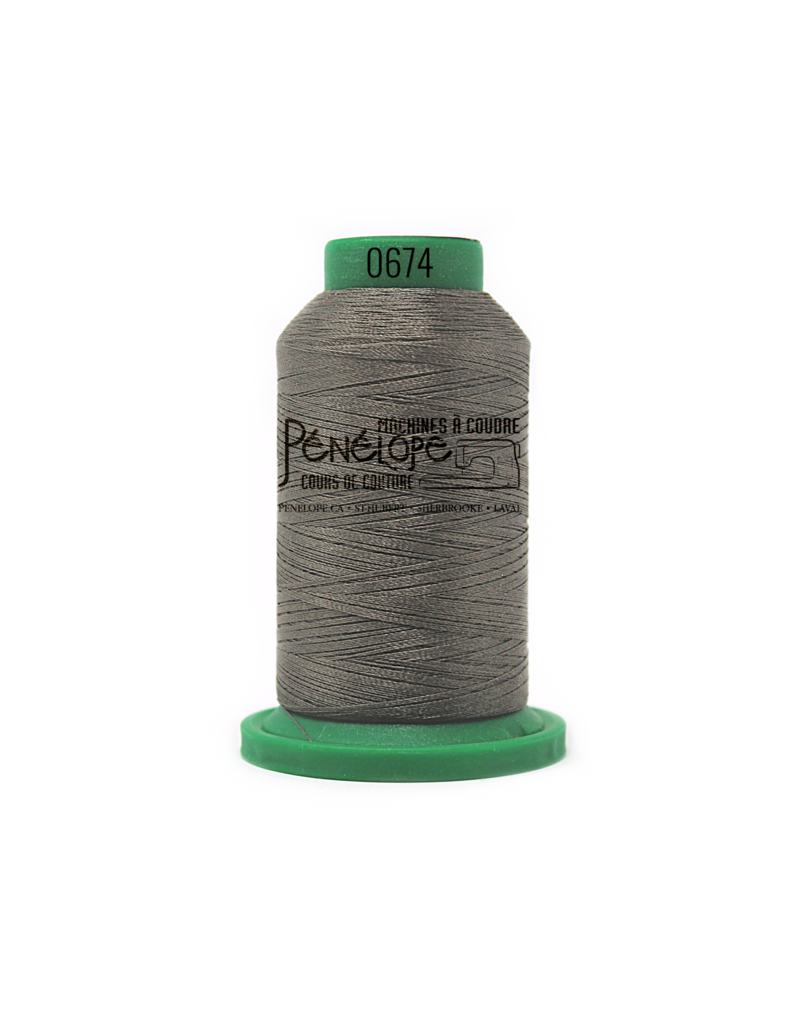 Isacord Isacord thread 0674 for embroidery and sewing