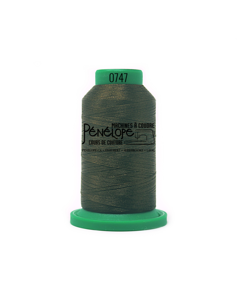 Isacord Isacord thread 0747 for embroidery and sewing