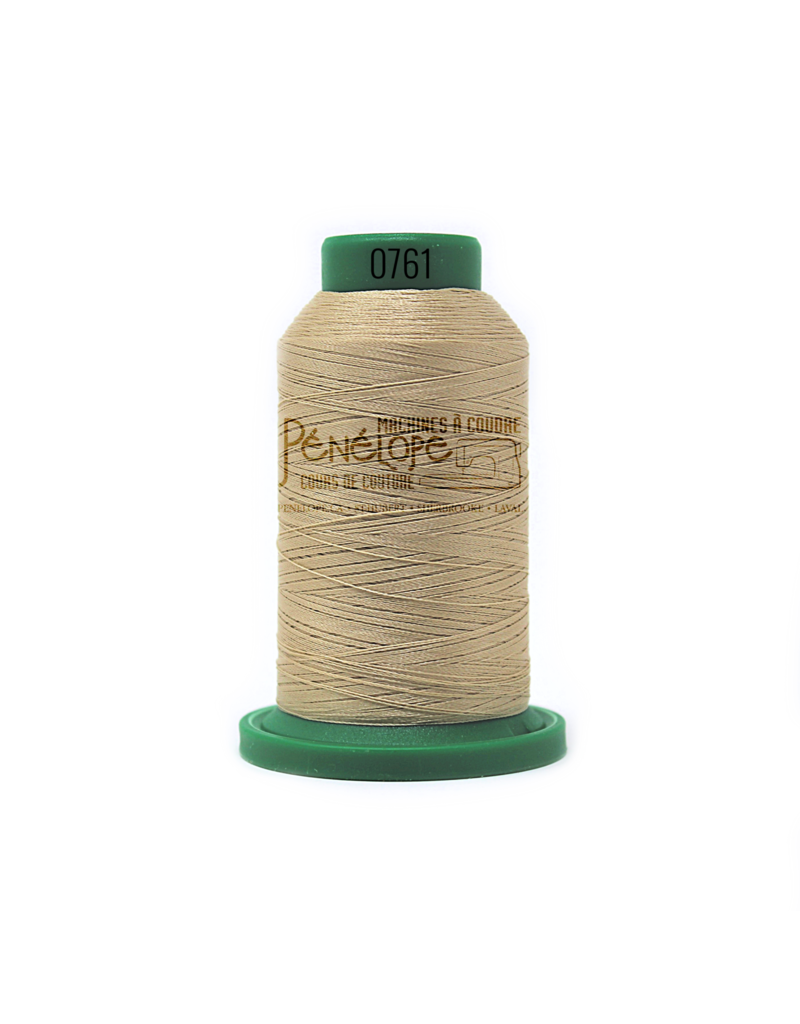 Isacord Isacord thread 0761 for embroidery and sewing