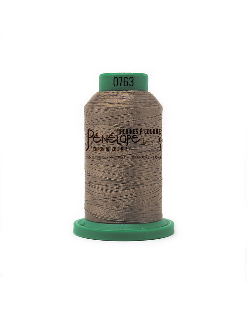 Isacord Isacord thread 0763 for embroidery and sewing