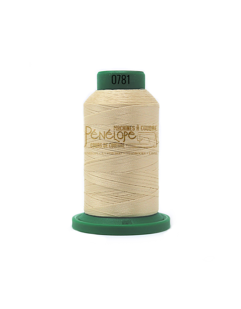 Isacord Isacord thread 0781 for embroidery and sewing