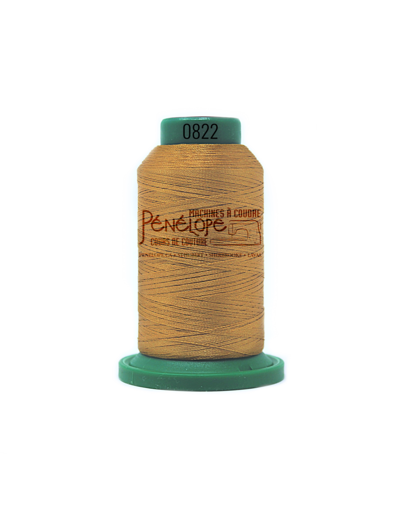 Isacord Isacord sewing and embroidery thread 0822