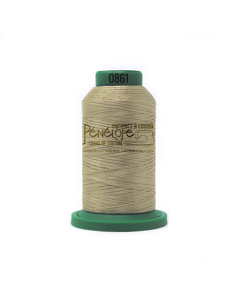 Isacord Isacord thread 0861 for embroidery and sewing