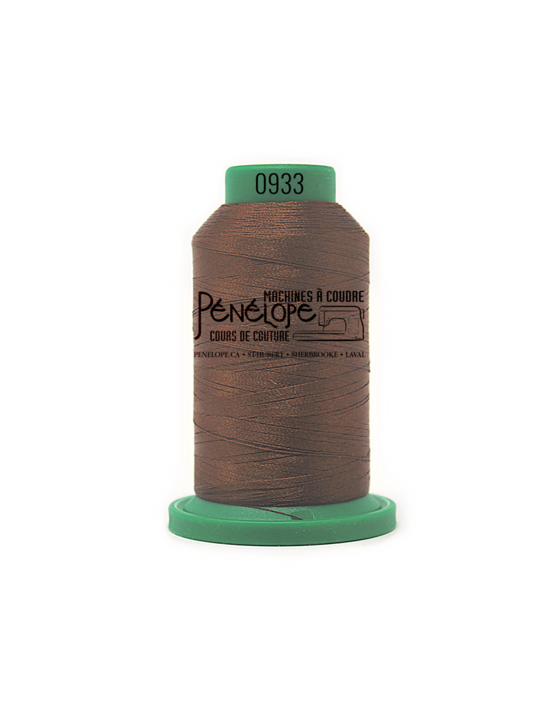 Isacord Isacord thread 0933 for embroidery and sewing