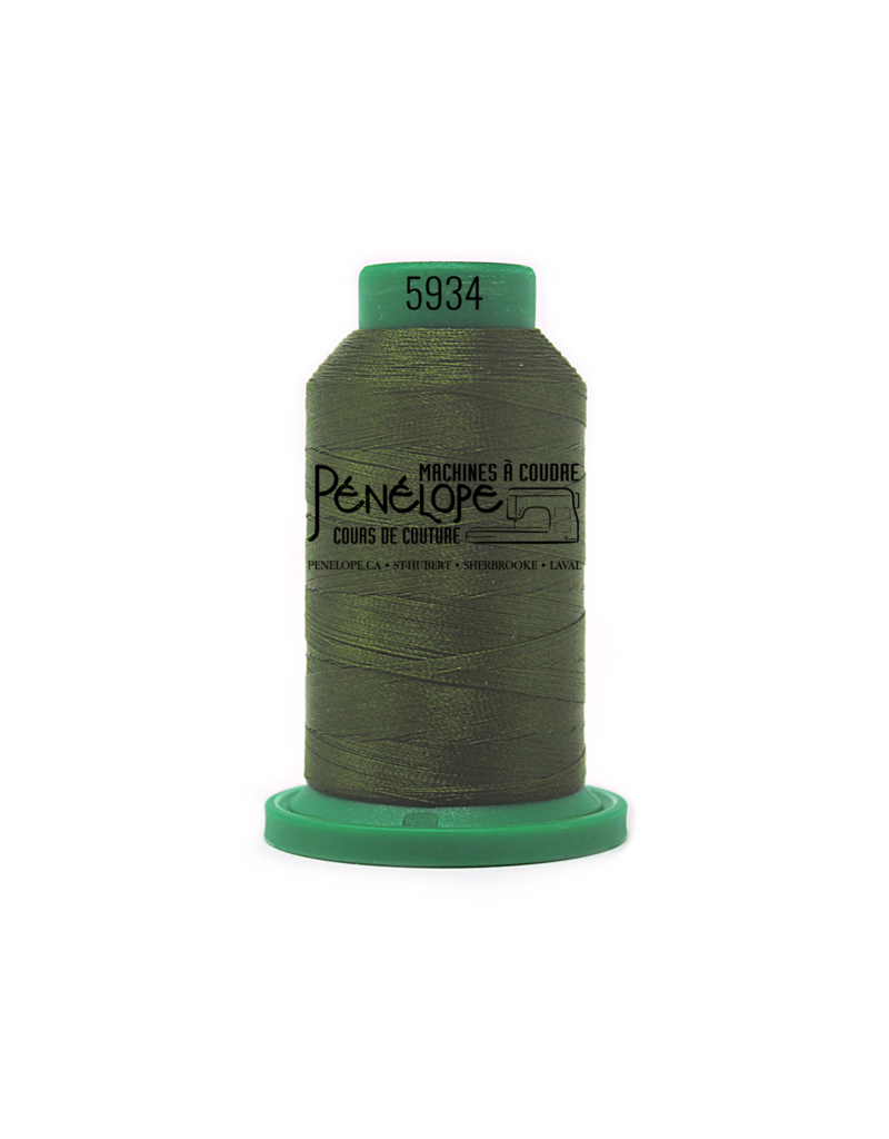 Isacord Isacord thread 5934 for embroidery and sewing