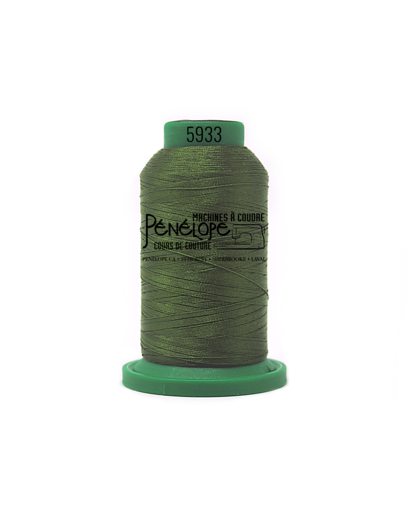 Isacord Isacord thread 5933 for embroidery and sewing