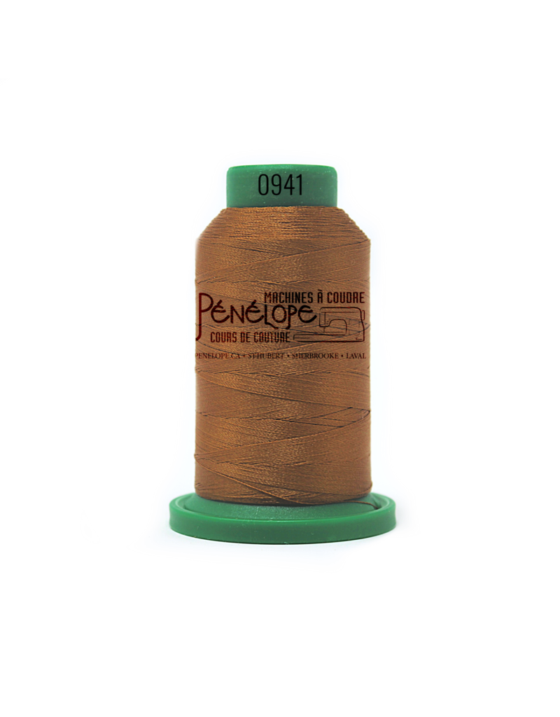 Isacord Isacord thread 0941 for embroidery and sewing