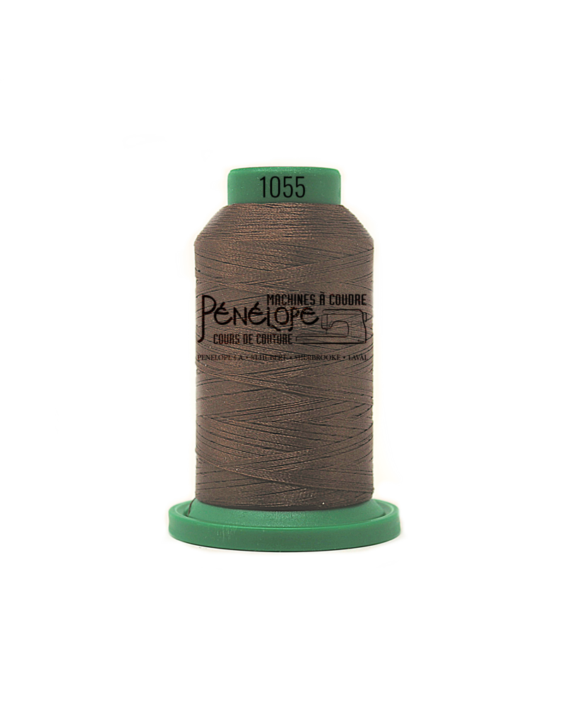 Isacord Fils Isacord couture et broderie couleur 1055