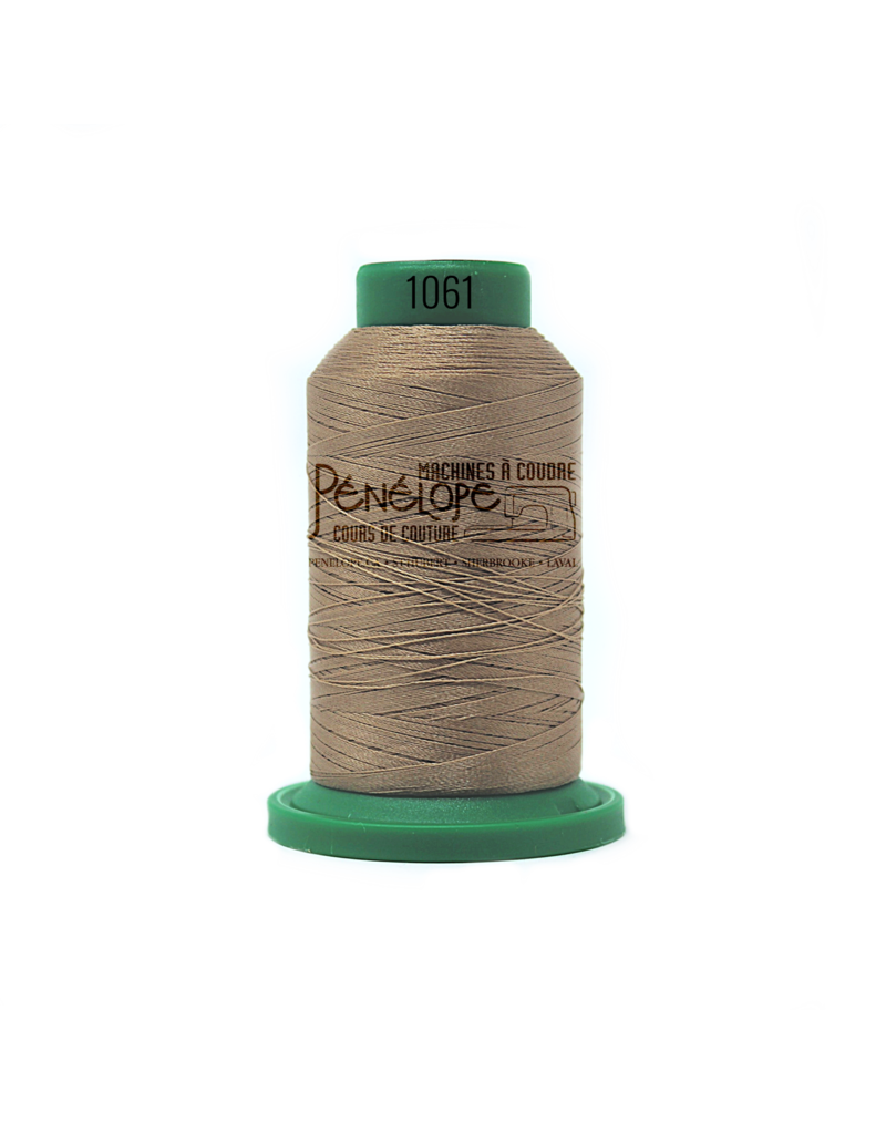 Isacord Fils Isacord couture et broderie couleur 1061