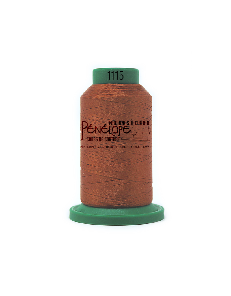 Isacord Isacord thread 1115 for embroidery and sewing