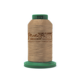 Isacord Fils Isacord couture et broderie couleur 1123