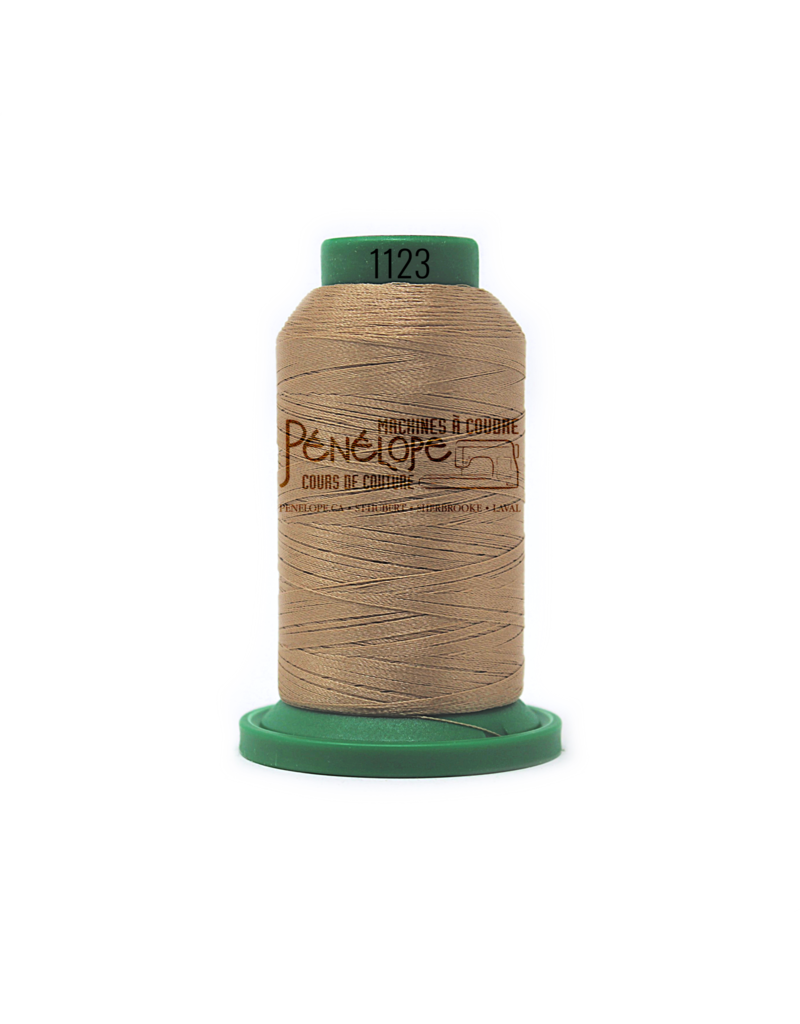 Isacord Isacord thread 1123 for embroidery and sewing