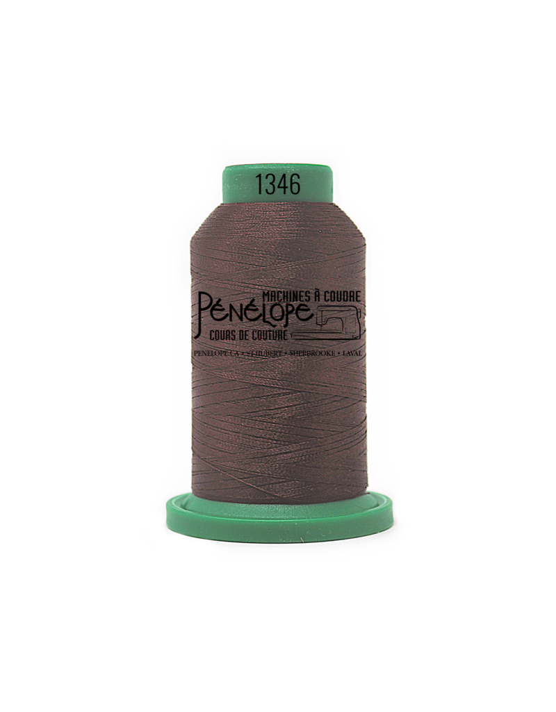 Isacord Fils Isacord couture et broderie couleur 1346