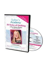 Handi Quilter 50 Styles of Quilting with Helen Godden (2 DVD Set)