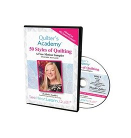 Handi Quilter Handi Quilter DVD de Helen Godden: Sit Down- 50 Styles Of Quilting