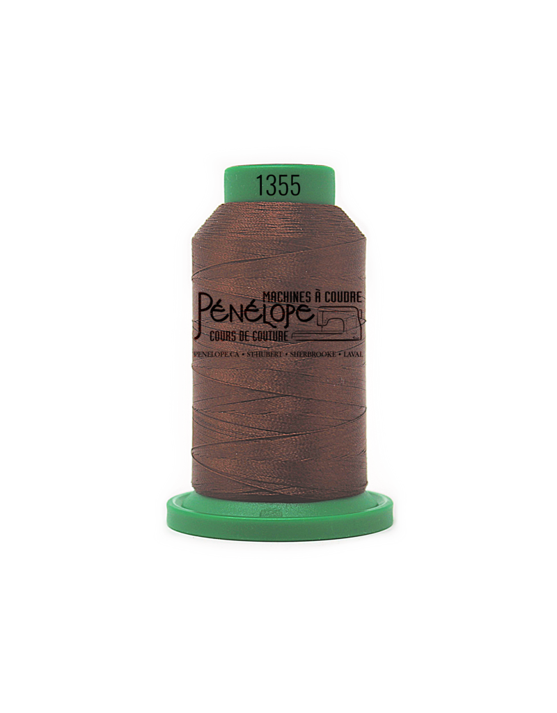 Isacord Isacord thread 1355 for embroidery and sewing