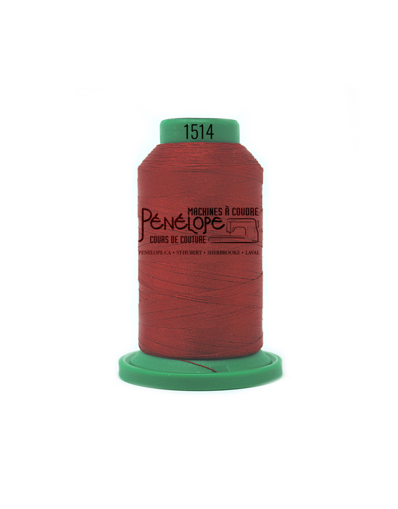 Isacord Isacord thread 1514 for embroidery and sewing
