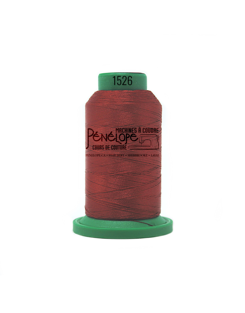 Isacord Isacord thread 1526 for embroidery and sewing