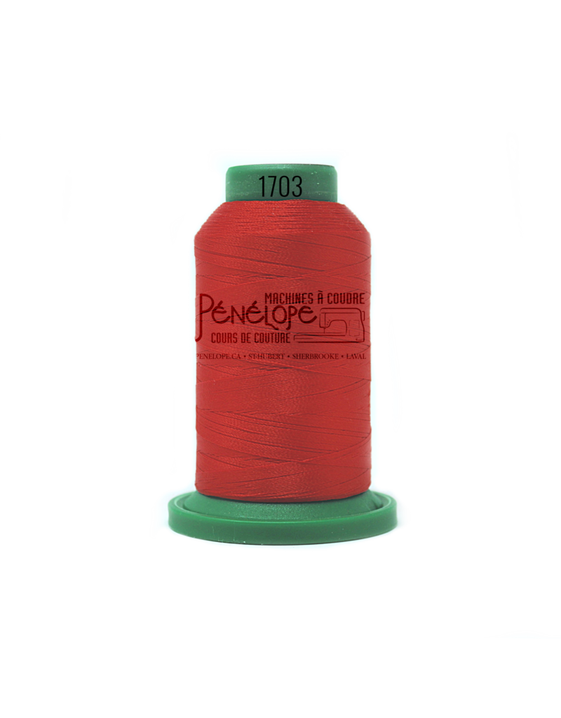 Isacord Isacord thread 1703 for embroidery and sewing