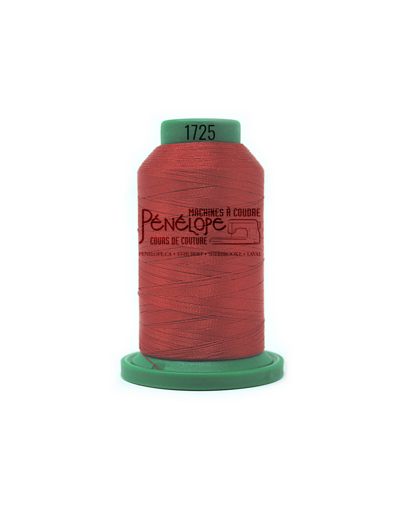 Isacord Isacord thread 1725 for embroidery and sewing